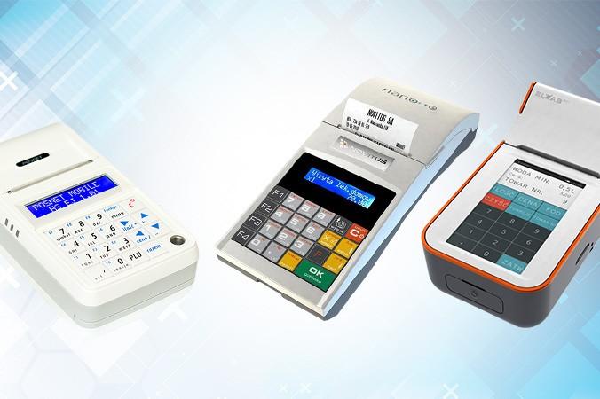 Kasy fiskalne - Posnet Mobile HS EJ, Novitus Nano E, Elzab K10