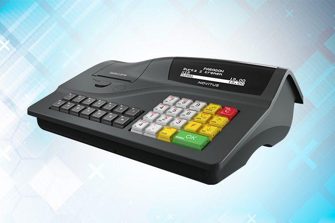 Novitus Sento LAN E - kasa fiskalna
