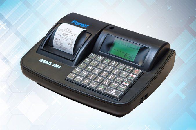 Farex i-Ergos 3050 - tańsza kasa fiskalna