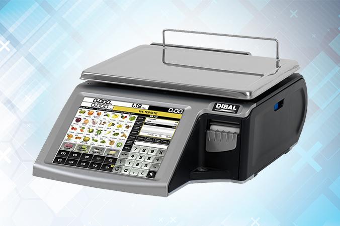 Dibal D-955 - elektroniczna waga multimedialna